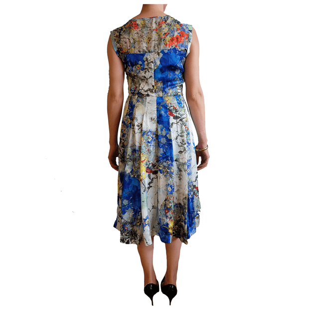 1 Summer Floral Dress - REHEART 💜 Canadian Online Wardrobe-Sharing Platform