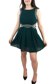 Emerald Pearl Dress