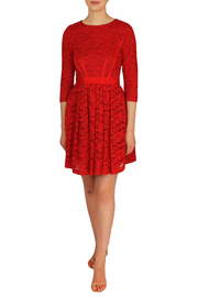 Audrey Rose Lace Dress, Dress, jamiethompson,- REHEART Canadian Online Wardrobe-Sharing Platform