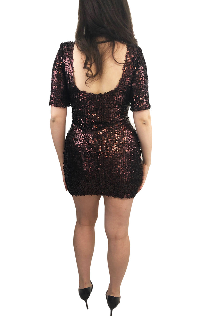 Sequin Bodycon