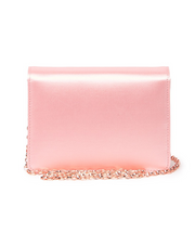 Eveelyn Looped Bow Satin Evening Bag, Bag, vicbaldesarra,- REHEART Canadian Online Wardrobe-Sharing Platform