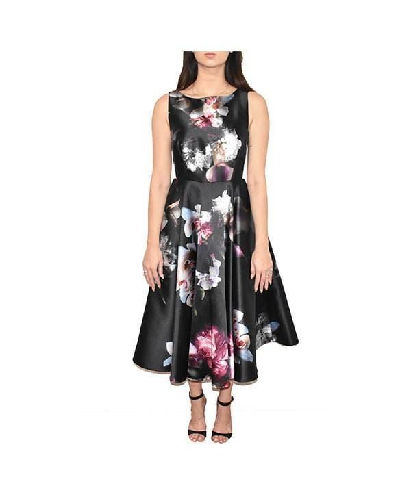 Lulae Ethereal Posie Cut Out Dress