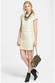 Brielle Metallic-Brocade Dress, Dress, Patricia M,- REHEART Canadian Online Wardrobe-Sharing Platform