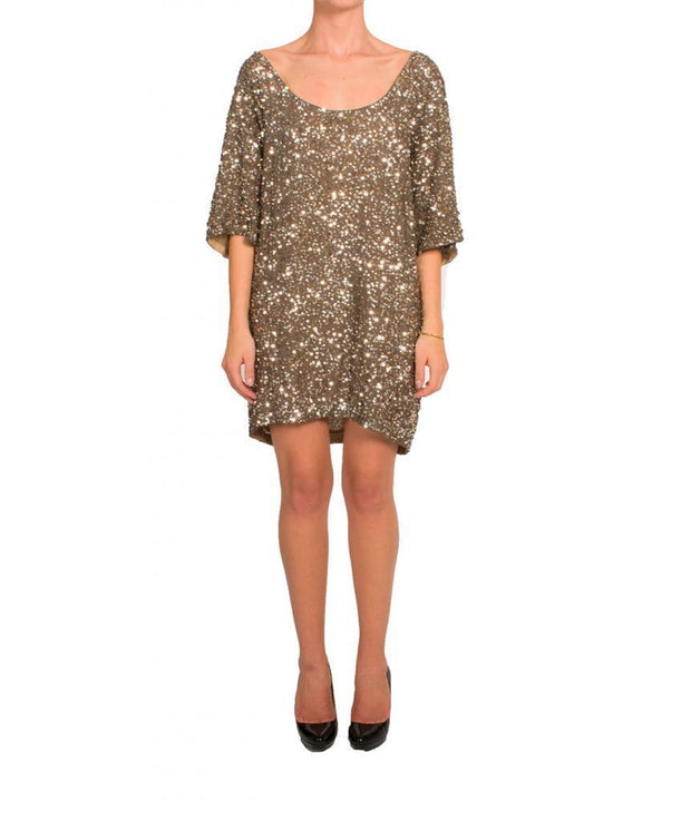 Sequin & Shine Oversized Mini - REHEART 💜 Canadian Online Wardrobe-Sharing Platform