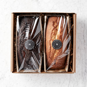 Pound Cake Duo Gift Box