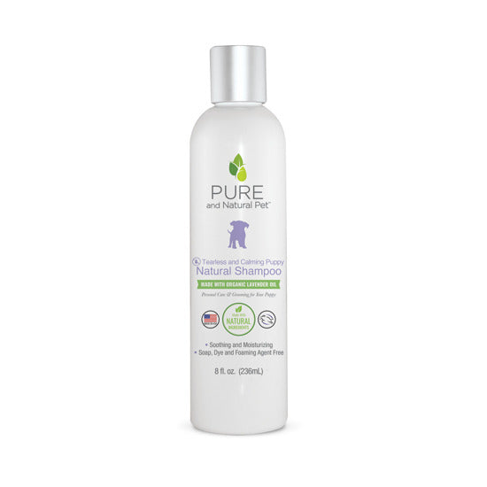 PURA SHAMPOO PUPPY TEARLESS 8 OZ