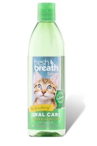 Tropiclean Cat Oral Care Water Additive 16oz