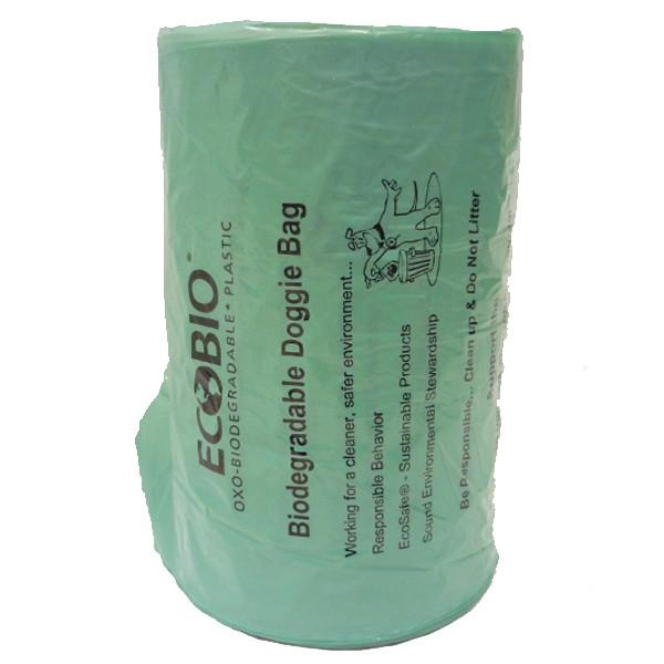 Eco-Safe OXO Bio Doggie Bags 700ct 8x15""