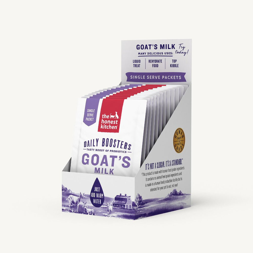 HK GOATS MILK SINGLES 5GIC  HONEST KITCHEN