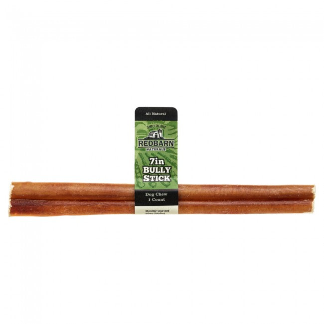 "BULLY STICK 7"" RED BARN"