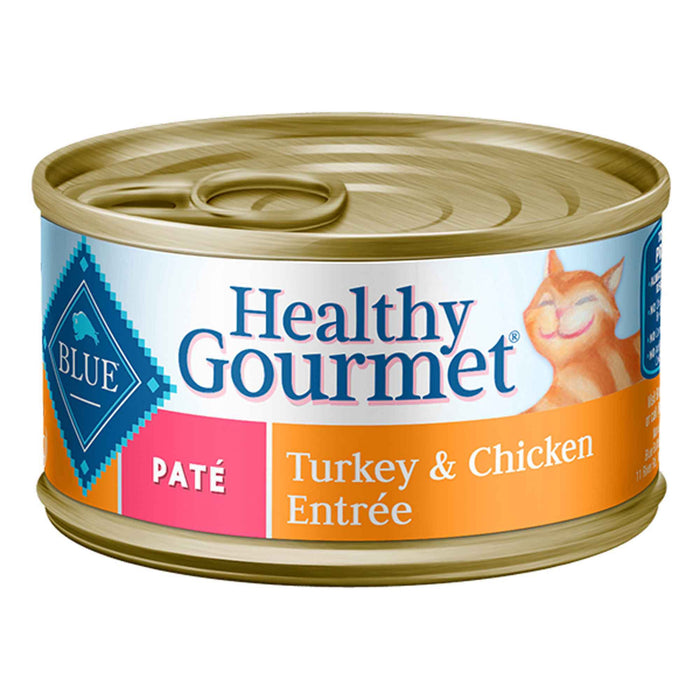 Blue Can Can Healthy Gourmet Pate Turkey/Chicken 5.5oz