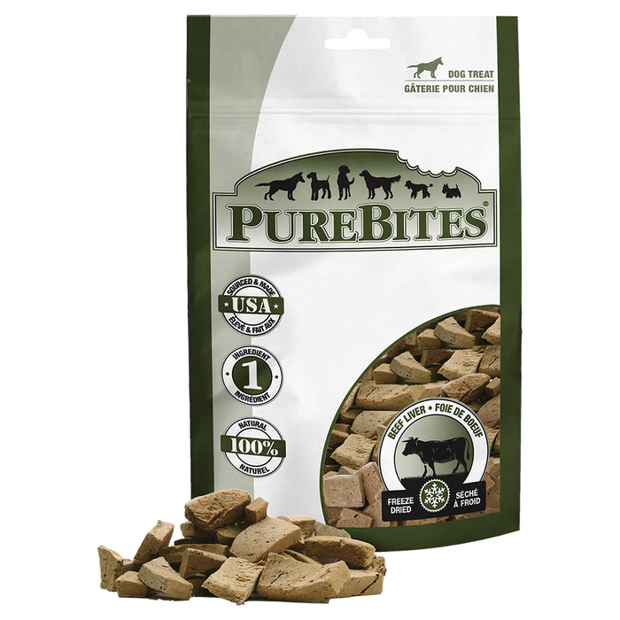 Pure Bites-Freeze Dried Beef Liver 250G