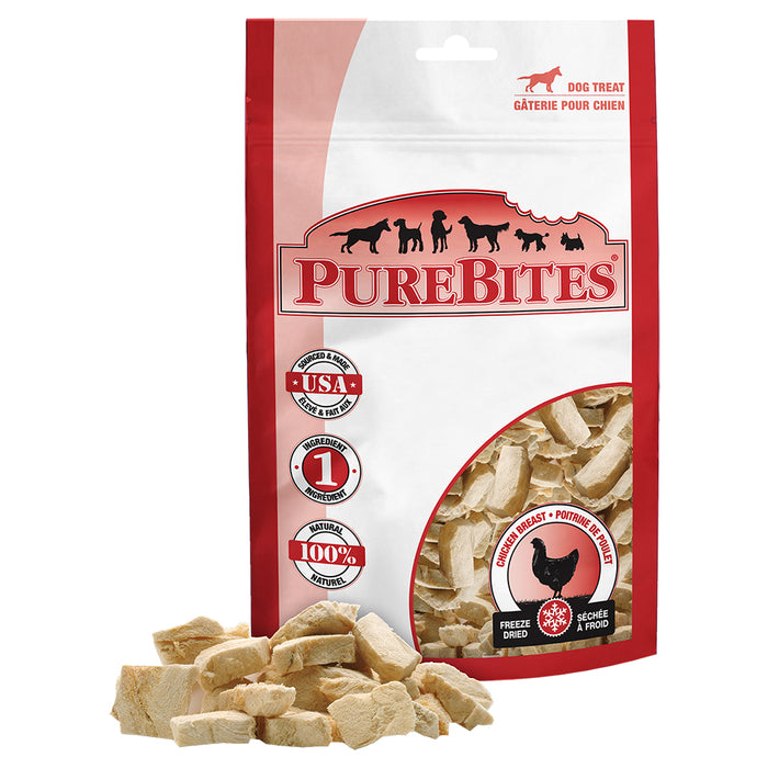 Pure Bites-Freeze Dried Chicken Breast  40G