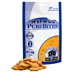 Pure Bites-Freeze Dried Dried Cheese 57G
