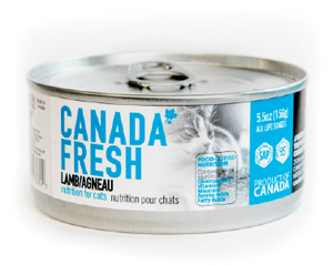 CANADA FRESH CAT CAN LAMB 156G