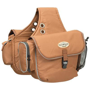 Trailgear Saddle bag brown