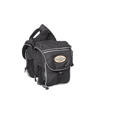 Trailgear Pommel bag black