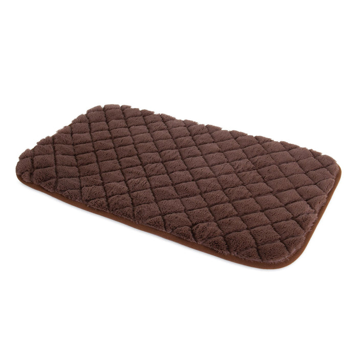 Precision Snoozy Sleeper Mat 1000 Chocolate 18x13