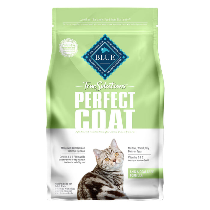 Blue True Solutions Skin & Coat Care Cat 6.8kg 15lb