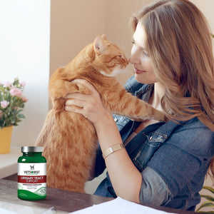 VETS BEST URINARY TRACT SUPPORT CAT SUPPLEMENT - 60 COUNT