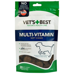 VETS BEST SOFT CHEWS 30CT