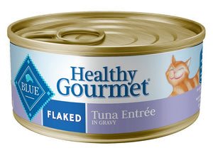 Blue Cat Can Healthy Gourmet Flaked Tuna 156g