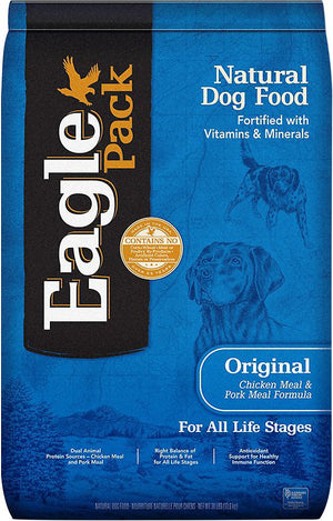 EAGLE-DOGCHICK/PORK (BLUE)30LB