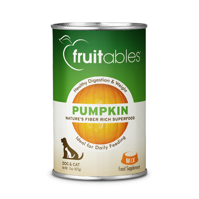 Fruitables-Digestion Pumpkin Can 15oz