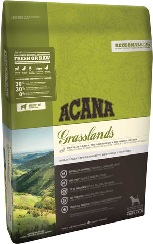 Acana Regionals Grasslands Dog 11.4kg