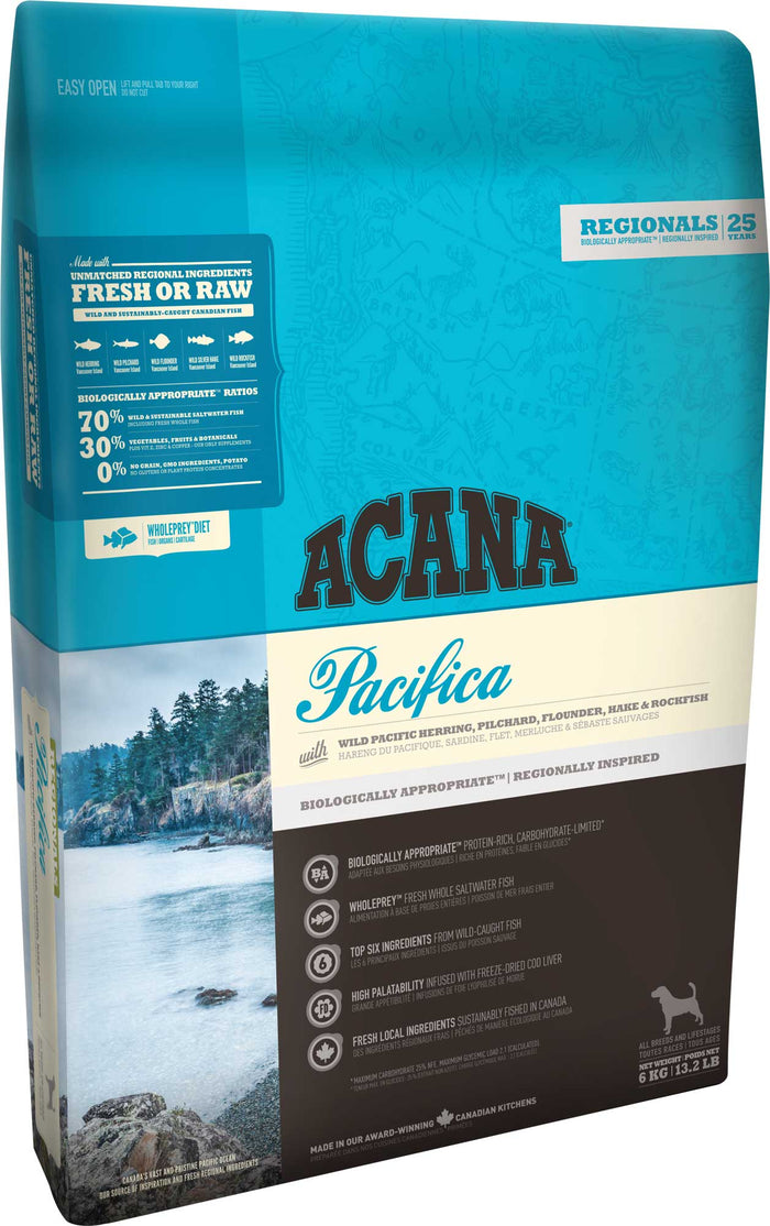 Acana Regionals Pacifica Dog 11.4kg