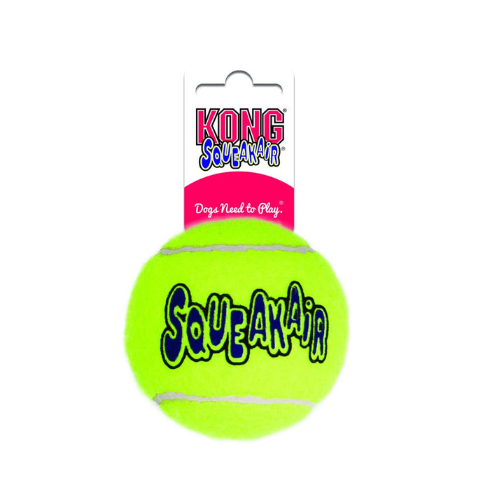 KONG Tennis Ball Squeaky Large