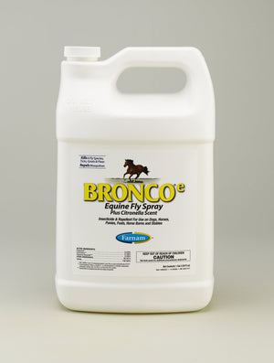 BRONCO EQUINE FLY SPRAY 3.78L