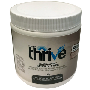 THRIVE BLADDER SUPPORT 135G  BIG COUNTRY RAW