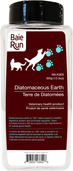 Baie Run  Diatomaceous Earth 350g