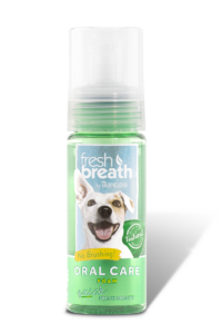 Tropiclean Oral Care Instant Fresh Foam