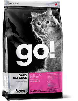 Go! Daily Defence Cat 8lb
