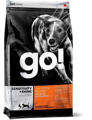 Go! Dog Skin & Coat Salmon (Orange) 25LB