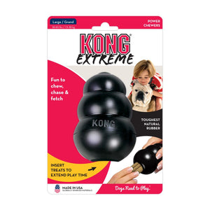 KONG Extreme Black Large