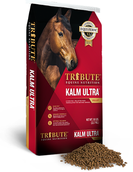 Tribute Ultra Horse Feed