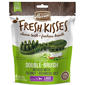 Merick Fresh Kisses Dental Chews