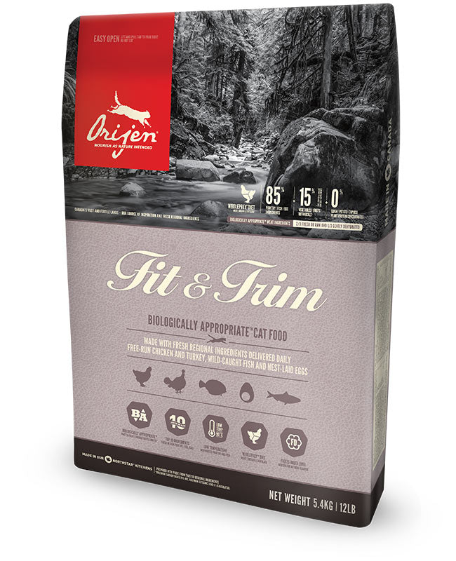 Orijen Cat Fit Trim 5.4kg