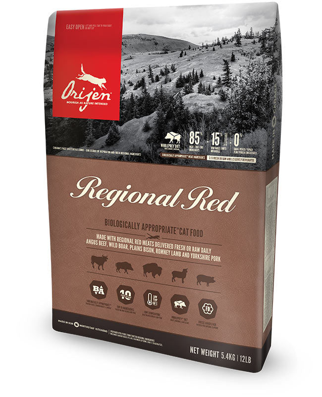 Orijen Cat Regional Red 1.8kg