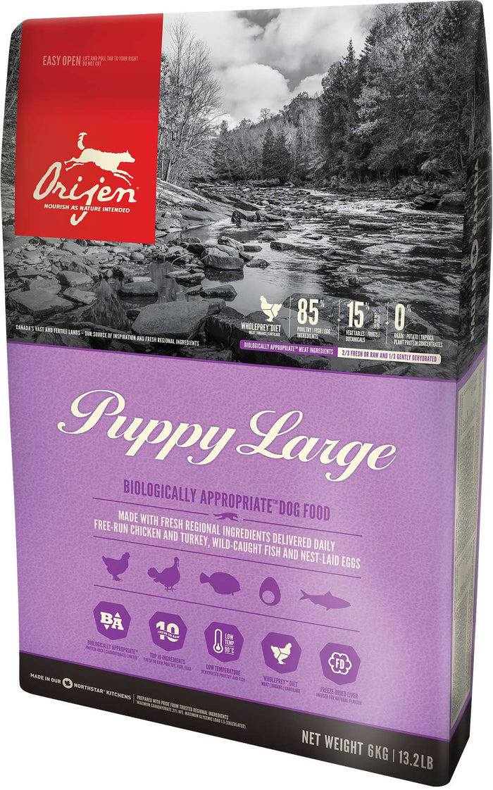 Orijen Large Breed Puppy 6kg