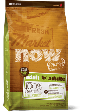 Now Fresh Grain Free Small Breed Adult Fish 6lbs