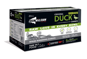 Iron Will Original Duck 6x1lb