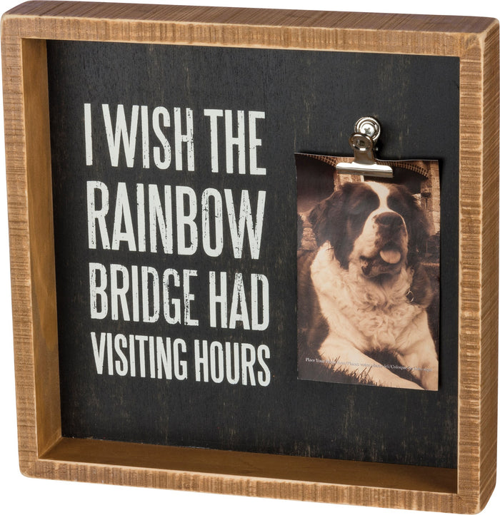 Box Frame - Rainbow Bridge