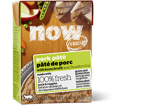 Now Fresh Cat Stews & Pate 182g