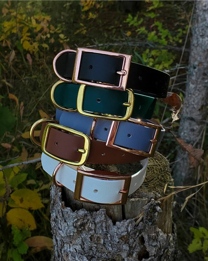 Prairie Dog Collar Co. Biothane Collar - MD/LG/XL