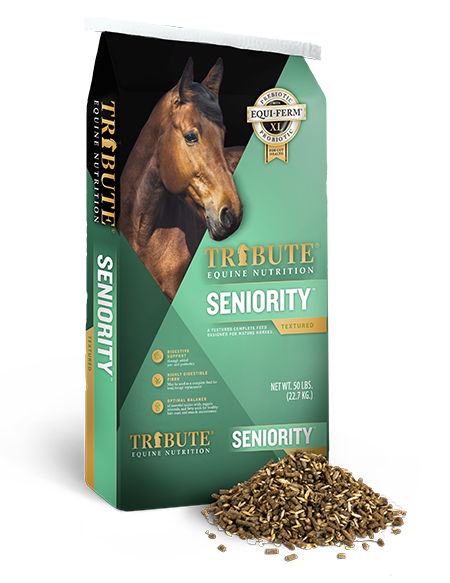 Tribute Senior 14% Horse Feed