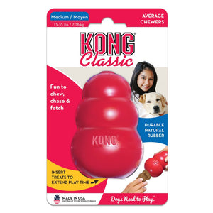 KONG Classic Red Medium